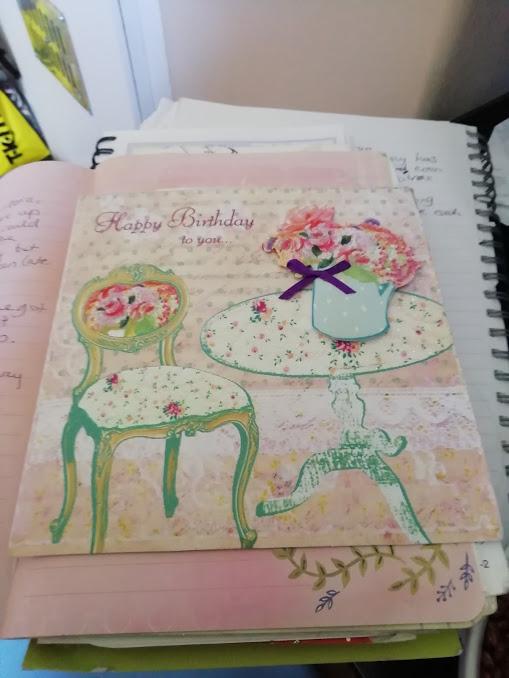 Inside my happy journal