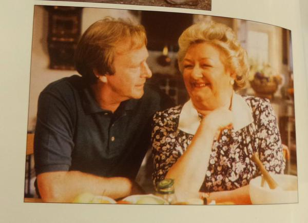 Carry On Blogging!: Joan Sims is On The Up